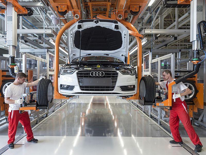 A termelés újraindítására készül az Audi Győrben - autopro.hu