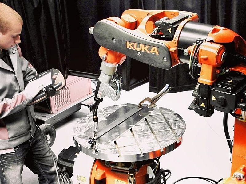 robotok és ideghálózatok kereskedelme